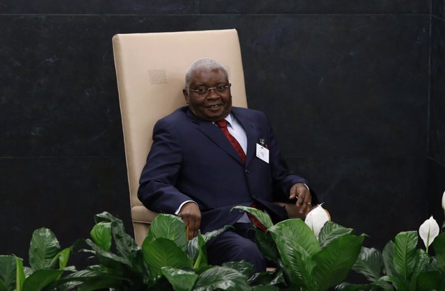 Ex presidente de Mozambique, Armando Emilio Guebuza