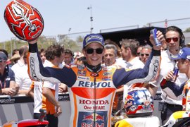 """Marc Márquez: """"Podemos luchar por el podio frente a las Yamaha"""""""