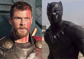 Thor: Ragnarok y Black Panther calientan motores para la Comic Con de San Diego