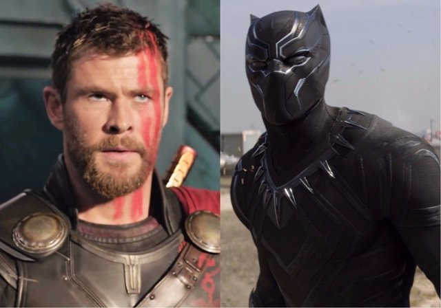 Thor/Black Panther