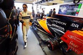 """Alonso: """"La intención el domingo es hacer la mejor carrera posible"""""""