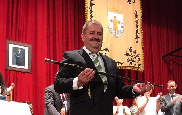 El socialista Andrés García Cánovas es desde hoy alcalde de Totana