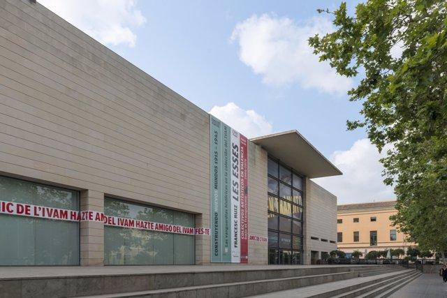 Imagen de archivo del Institut Valencià d'Art Modern