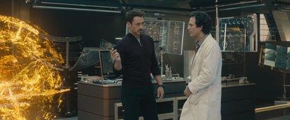 Vengadores Infinity War: Nuevo selfie de Mark Ruffalo y Robert Downey Jr. en el set de rodaje