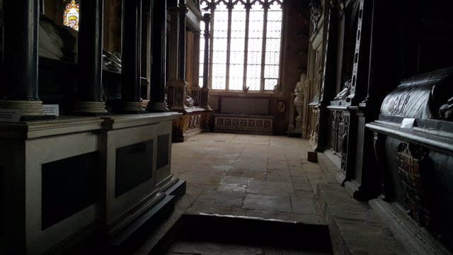 Iglesia donde está enterrada Lady Di