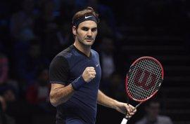 Federer se cita con Zverev en su undécima final en Halle