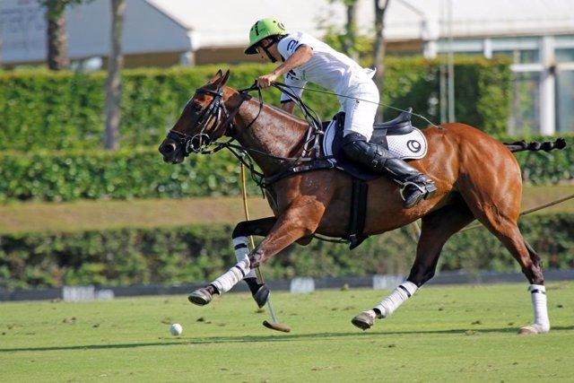 Copa Patrick G. Hermès en el Santa María Polo Club