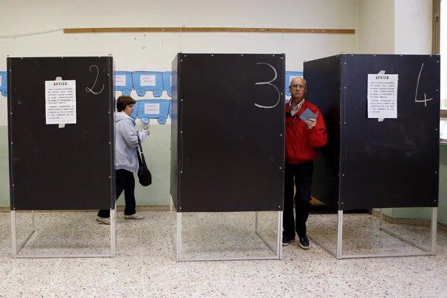 Elecciones Administrativas En Italia