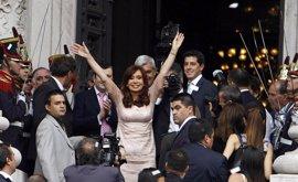 Cristina Fernández presenta su candidatura al Senado de Argentina
