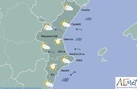 Remiten los avisos por calor y los termómetros bajan de 2 a 6 grados, con nubes y riesgo de tormentas