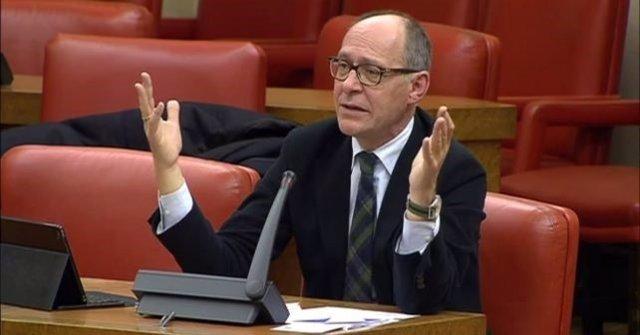 El diputado nacional por el PSOE de Huelva José Juan Díaz Trillo.