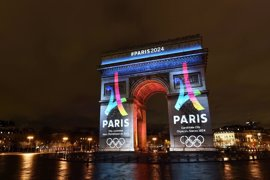 Un 73 por ciento de los franceses apoya la candidatura de París para los Juegos Olímpicos de 2024