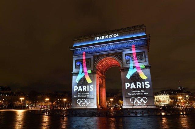 Candidatura de París a los Juegos Olímpicos de 2024