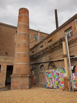La Fabra i Coats de Barcelona, centro de creación