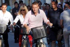 Dos de cada tres franceses apoyan a Macron y a Philippe