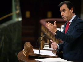 """Martínez-Maillo """"respeta"""" la petición de The New York Times de un referéndum pero """"lo que vale es la Constitución"""""""