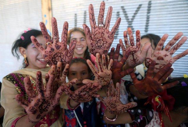 Eid en Mosul