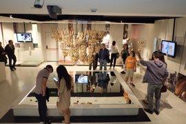 774 personas visitan el Gaudí Centre de Reus (Tarragona) en su jornada de puertas abiertas