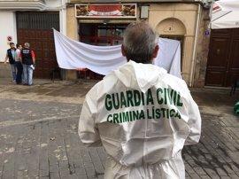 Un policía local mata al dueño de una bocatería de Valdepeñas de Jaén y luego se suicida
