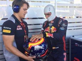 """Sainz: """"Han sido cuatro puntos muy valiosos, sobre todo en un fin de semana complicado"""""""