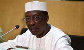El presidente de Chad pide ayuda financiera inmediata o de lo contrario retirará sus fuerzas de paz regionales