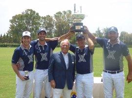 'Ayala Polo Team' se proclama vencedor de la II Copa Patrick G. Hermès en el Santa María Polo Club
