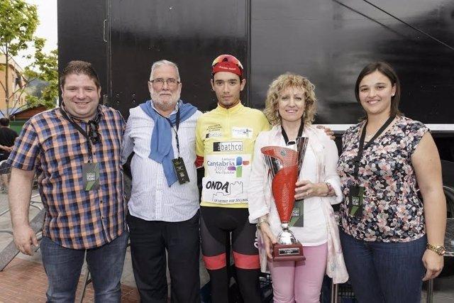 Engtrega premios Vuelta Ciclista al Besaya