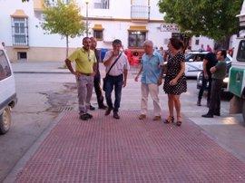 Mueren dos ancianos en un incendio en una residencia de Olvera (Cádiz)