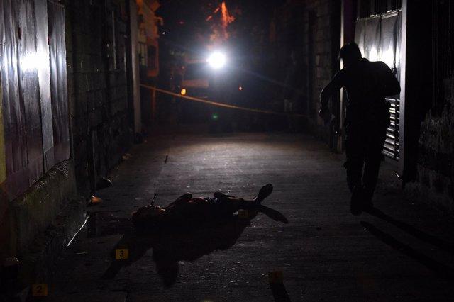 Guerra contra las drogas en Filipinas