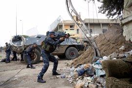 Las fuerzas iraquíes repelen un contraataque masivo de Estado Islámico en la Ciudad Vieja de Mosul