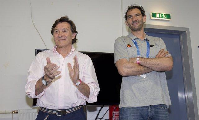El presidente del Consejo Superior de Deportes (CSD), José Ramón Lete