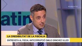 El fiscal anticorrupción de Barcelona dice que el precedente del 9N puede influir en la valoración penal del 1-O