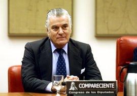 Bárcenas confirma que no piensa contestar a preguntas en el Congreso