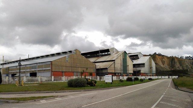 Alcoa, Avilés, Industria.