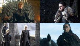 ¿Quién es el personaje  de Juego de Tronos que más aparece en pantalla?