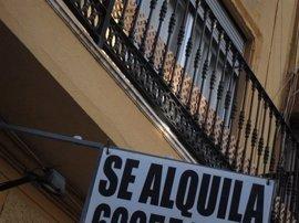 El precio de la vivienda en alquiler se reduce en Cantabria más de un 21% desde 2007