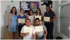 Diputación clausura en San José del Valle talleres para que los jóvenes despierten sus habilidades