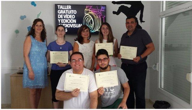 Diputación clausura talleres en San José del Valle
