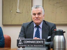 """Bárcenas critica al Congreso por investigar ahora las cuentas del PP y llamar a tesoreros """"sin capacidad mental"""""""