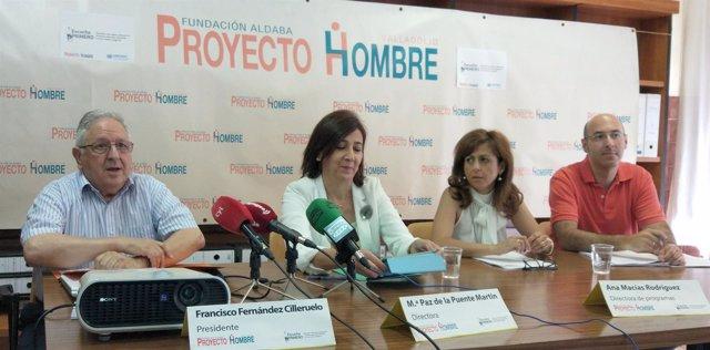 Presentación de la Memoria 2016 de Fundación Aldaba-Proyecto Hombre