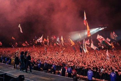 Vídeo del concierto completo de Foo Fighters en Glastonbury