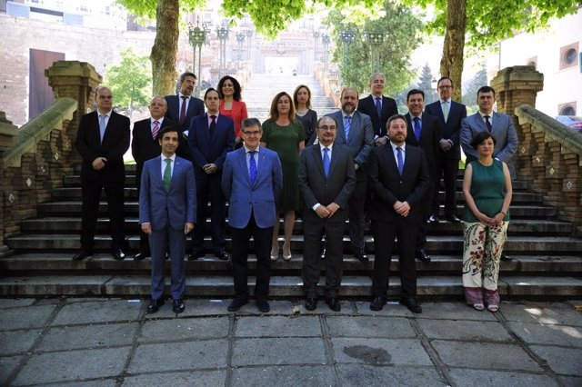Reunión del Foro de Regiones con Desafíos Demográficos.