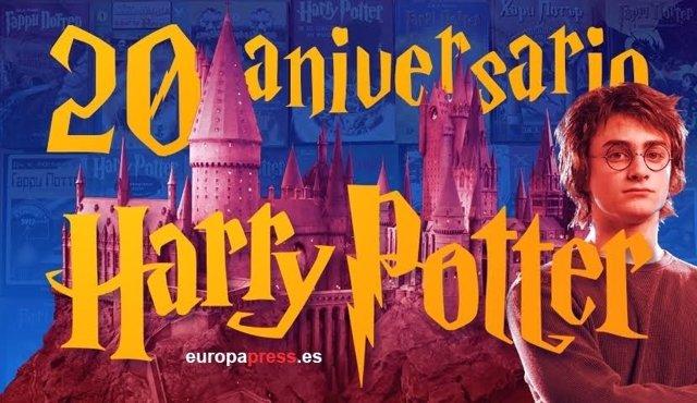 20 Aniversario Harry Potter