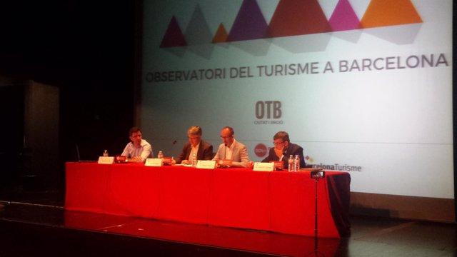Damià Serrano, Agustí Colom, Miquel Forns, Jordi William Carnes