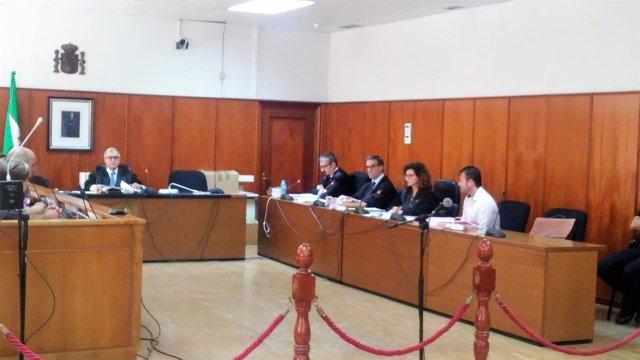Juicio por asesinato en la Audiencia Provincial de Cádiz
