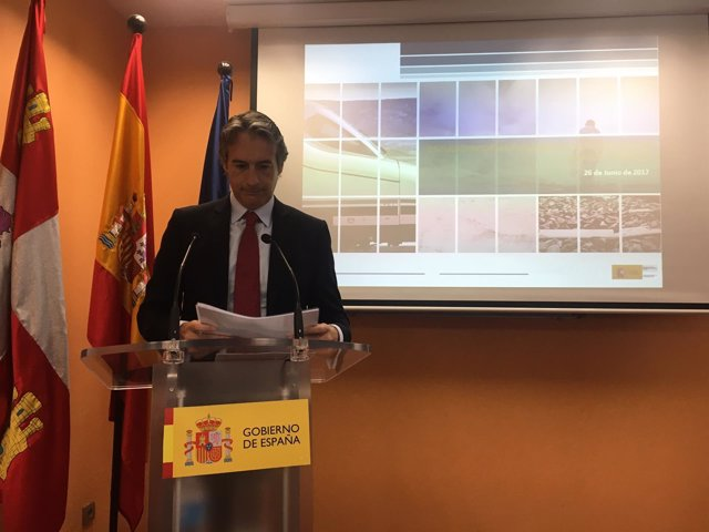 Burgos: De la Serna antes de intervenir