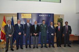 Entregadas las condecoraciones al Mérito Civil a dos controladores aéreos, un piloto de helicóptero y un guardia civil
