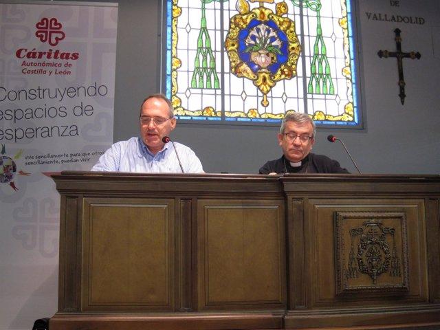 Antonio Jesús Martín y Luis Javier Argüello.