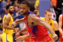 El CSKA renueva dos temporadas a Higgins