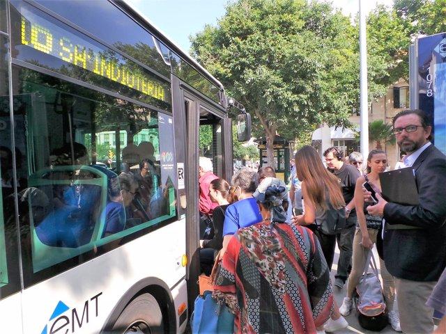 Asima denuncia los problemas de aparcamiento en el Polígono de Son Castelló